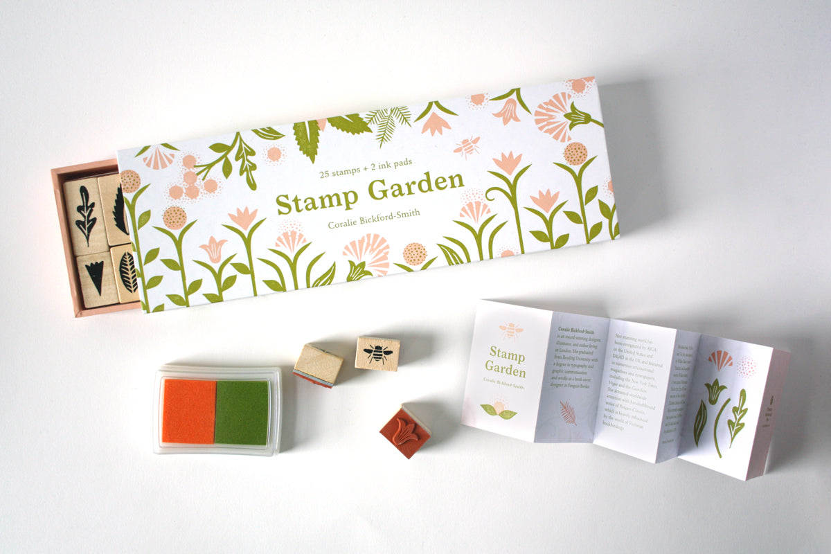 Stockist of Princeton Architectural Press Stamp Garden
