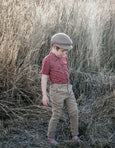 William Natural Linen Pants.  US stockist of My Brother John