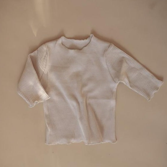 US stockist of Luca the Label sand ribbed top