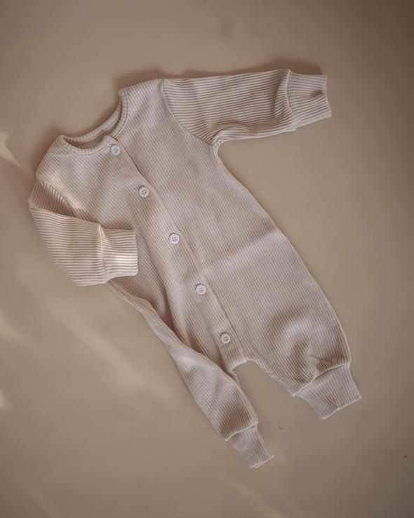 US stockist of Luca the Label sand ribbed romper