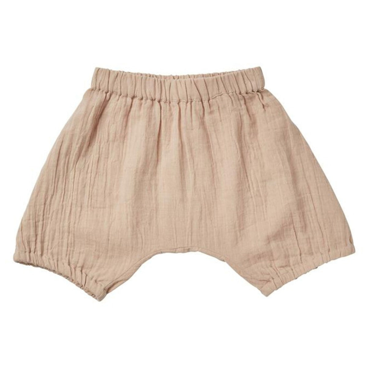 US Stockist of Ruffets & Co Blush Pink Cotton Gauze Bloomers