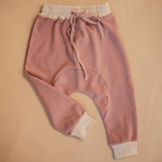 Luca Jogger Pants - Dusty Pink
