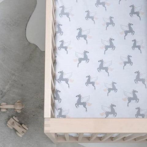 Crib Sheet - Unicorn