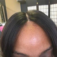 JKAs Effulgent Hair Human Hair 4x4 Lace Closures Installation