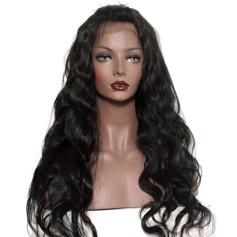 "180% Density 360 Lace Frontal Wigs 12""-28"""