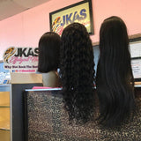 JKA's BODY WAVE| 4x4 LACE CLOSURE WIG - JKAs Effulgent Hair