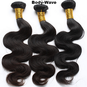(1)BUNDLE DEALS |Body Wave | 100% UNPROCESSED HUMAN VIRGIN HAIR - JKAs Effulgent Hair LLC
