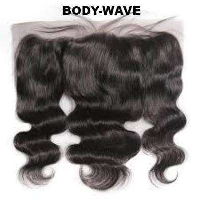 JKAs Effulgent Hair Human Hair Body Wave 13x4 Lace Frontal