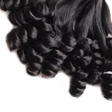(2)BUNDLE DEALS |Funmi Curl | 100% UNPROCESSED HUMAN VIRGIN BRAIDING HAIR