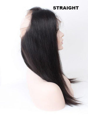 360 Lace Frontal | Straight | Body-Wave| - JKAs Effulgent Hair LLC
