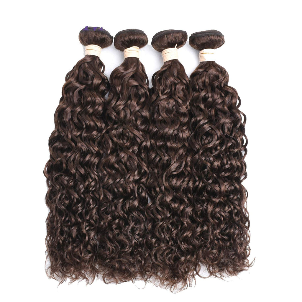 (3)BUNDLE DEALS |Water Wave| 100% UNPROCESSED HUMAN VIRGIN HAIR