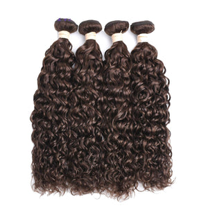 (3)BUNDLE DEALS |Water Wave| 100% UNPROCESSED HUMAN VIRGIN HAIR - JKAs Effulgent Hair LLC