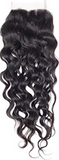 Water Wave| 4x4 | 100% UNPROCESSED HUMAN HAIR BLEACHED KNOT LACE CLOSURES - JKAs Effulgent Hair LLC