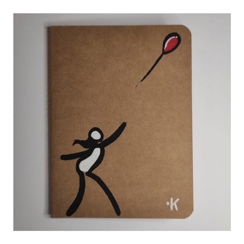 "Exitenter notebooks ""Lost woman"""