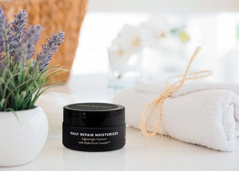 Skincare for your post-workout skincare routine, Thom Elzner Daily Repair Moisturizer