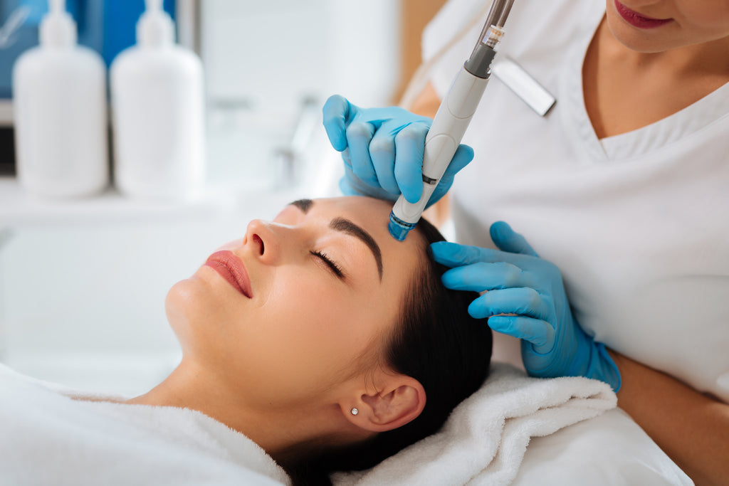 benefits of hydra facial