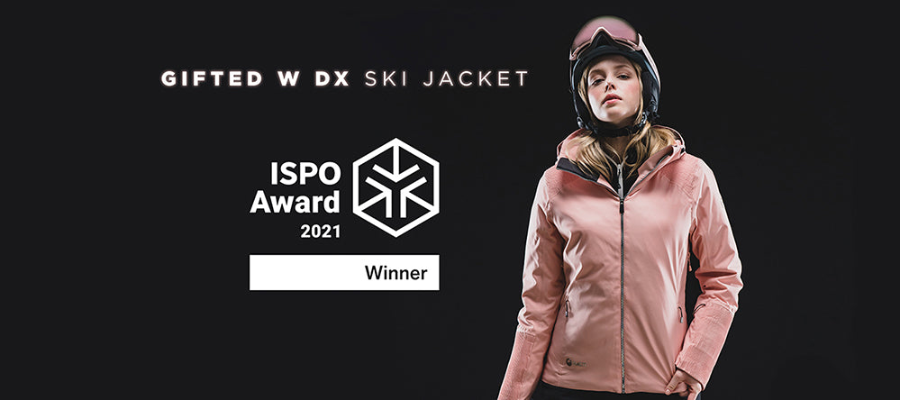 HALTI IS AN ISPO AWARD WINNER AGAIN
