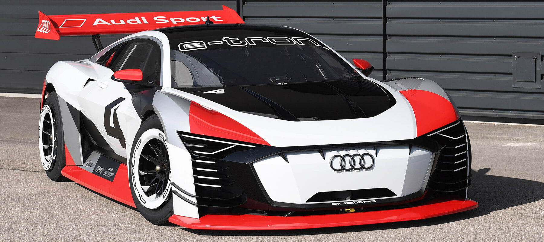 Halti in co-operation with Audi Sport - Audi e-tron Vision Gran Turismo