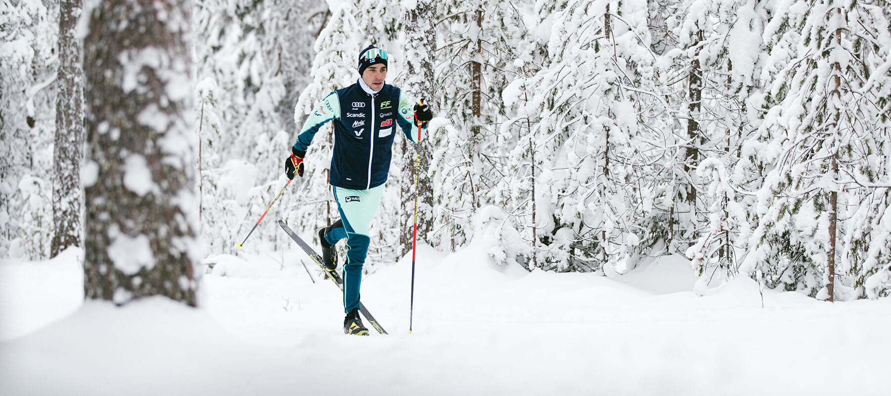 Halti Cross Country Ski Clothes