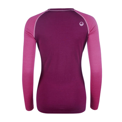 Halti Pihka Women's Baselayer Shirt Purple