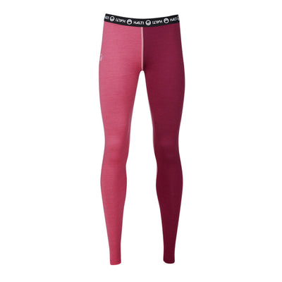 Halti Pihka Women's Merino Baselayer Pant Red