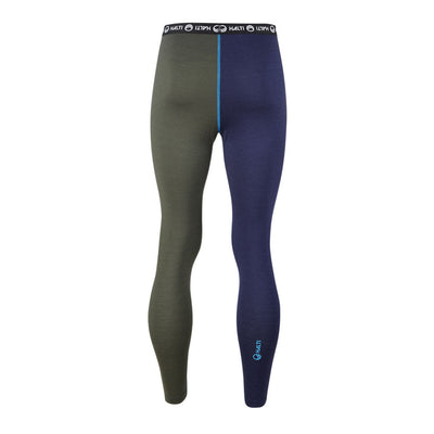 Halti Pihka men's Merino Baselayer Pant Blue
