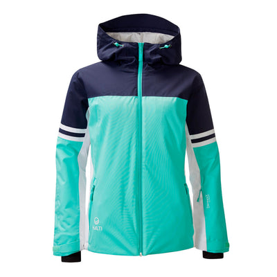Halti Madde Women's Plus Ski Jacket mint