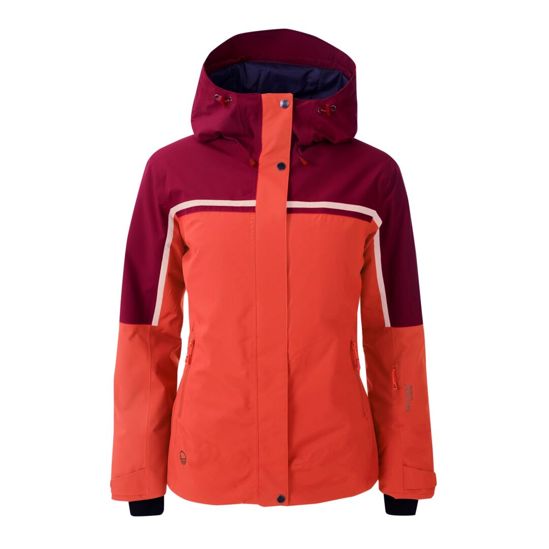 Halti Lidia Women's DrymaxX Ski Jacket orange
