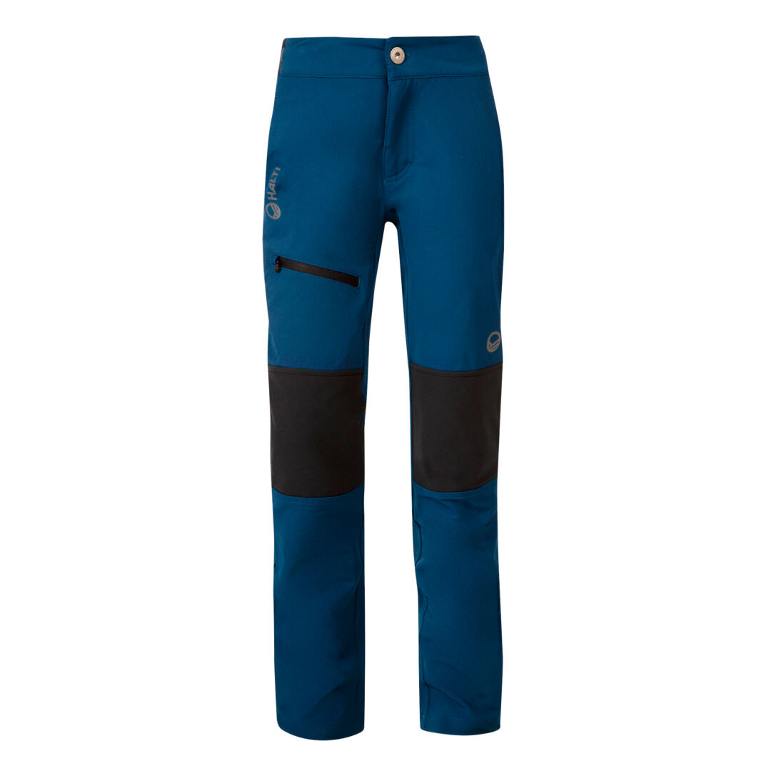 Halti Pallas Children's Warm Pants blue