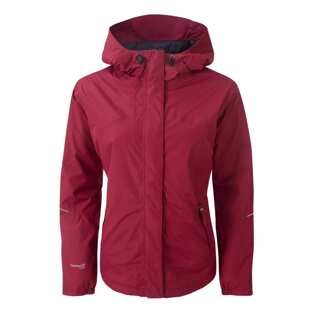 Halti Caima Women's Warm Jacket Red