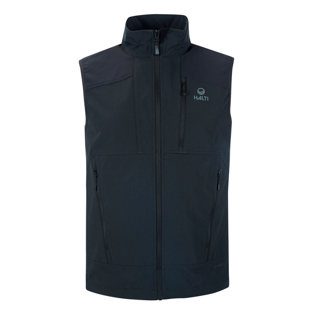 Halti Pallas Men's Vest Black