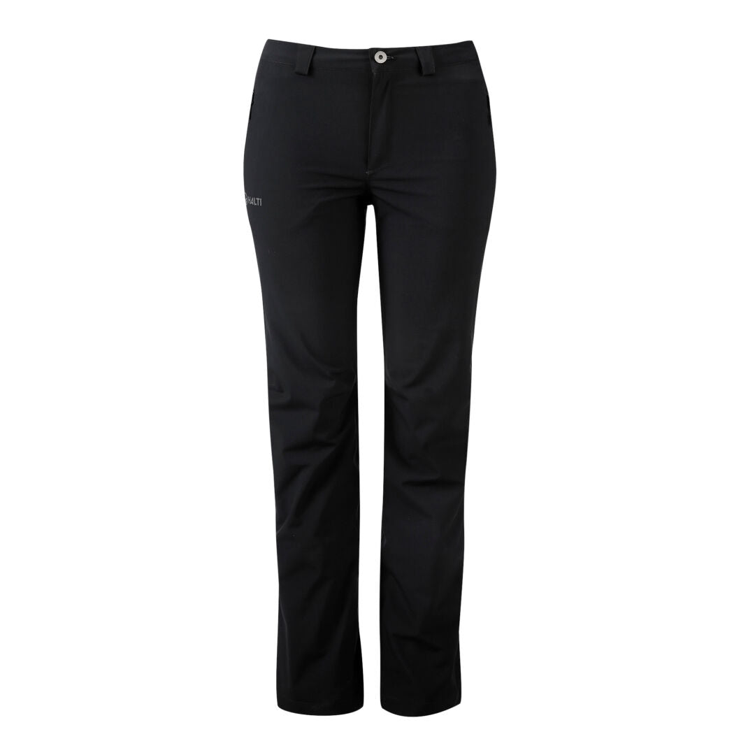 Halti Leisti Women's Plus Shell Pants Black