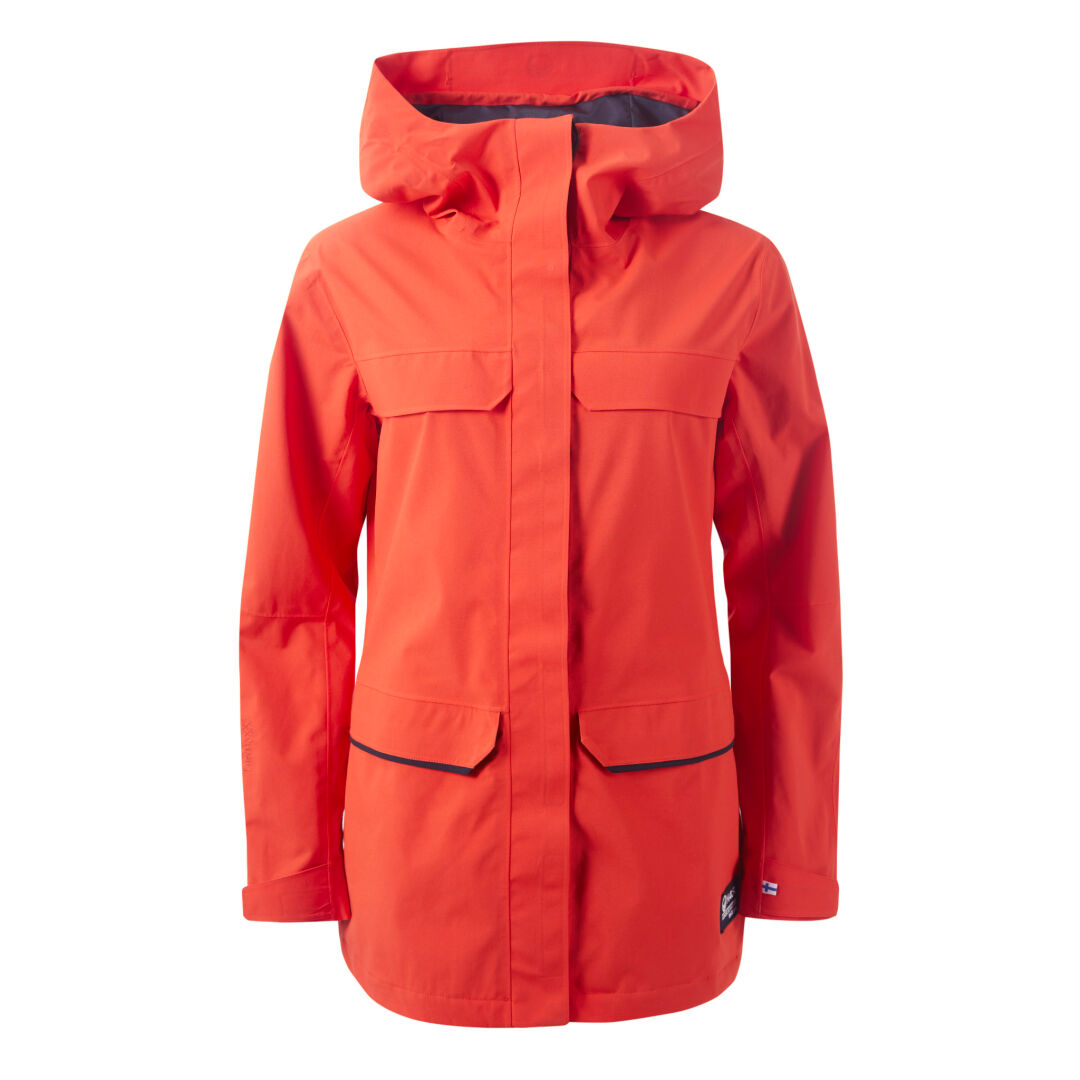 Halti Women's Next Generation Jacket Red