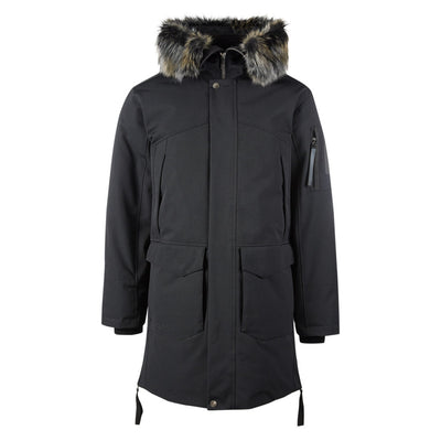 Halti Osaka Men's Jacket Black