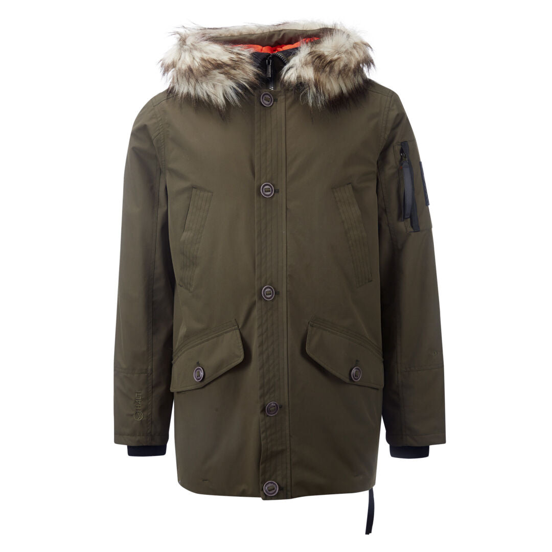 Kivikko Men's Parka Jacket