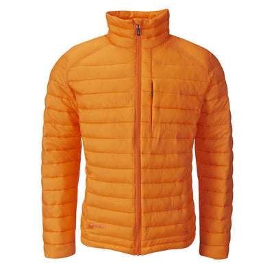 Halti Harts Men's Orange Quilted Jacket