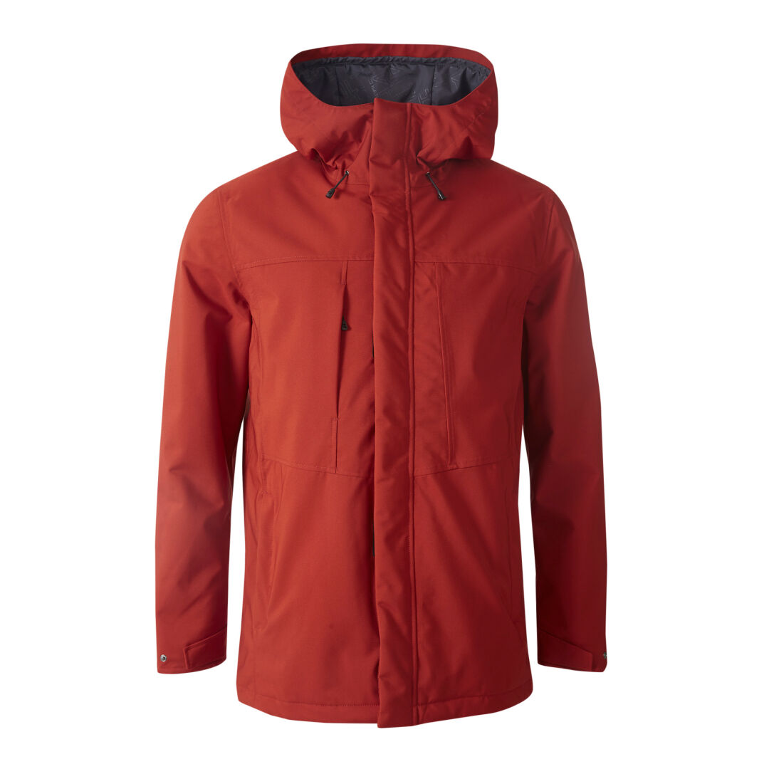 Halti Kaplas Men's Padded Jacket Red