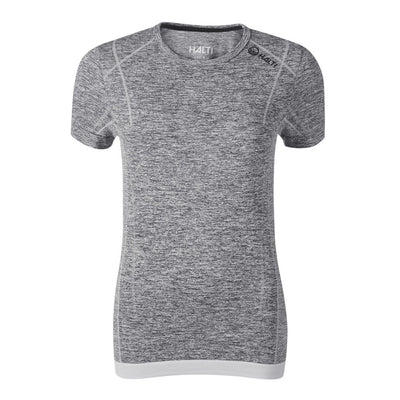 Halti Free Seamless Womens Baselayer T-Shirt Grey