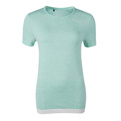 Halti Free Seamless Womens Baselayer T-Shirt Mint