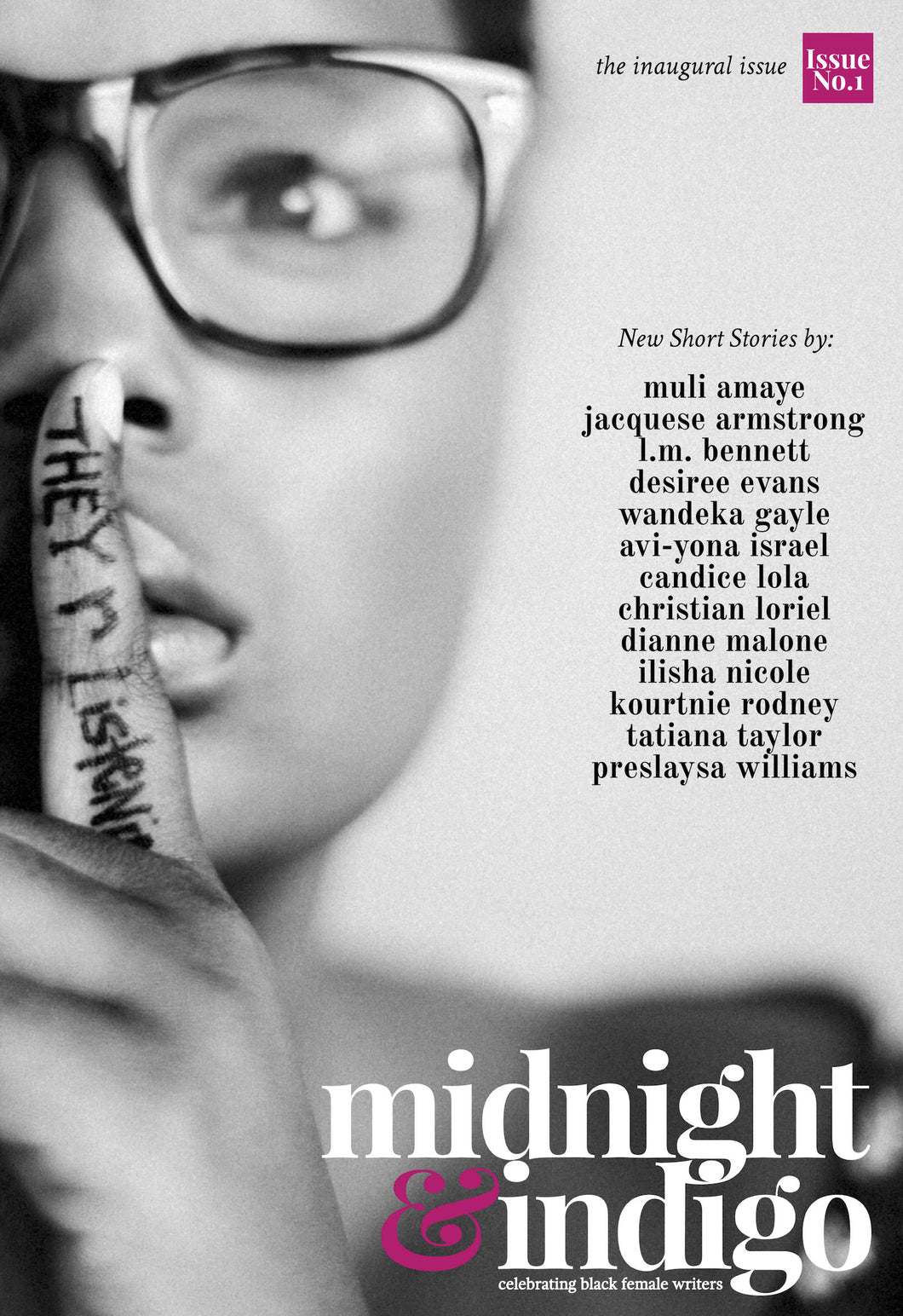 midnight & indigo - Issue No. 1