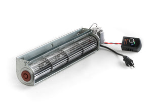 Fireplace Blower 150 cfm with Speed Control - FBS150