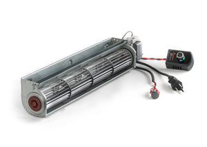 Fireplace Blower 150 cfm Kit - FBK150