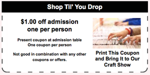 Admission Coupon