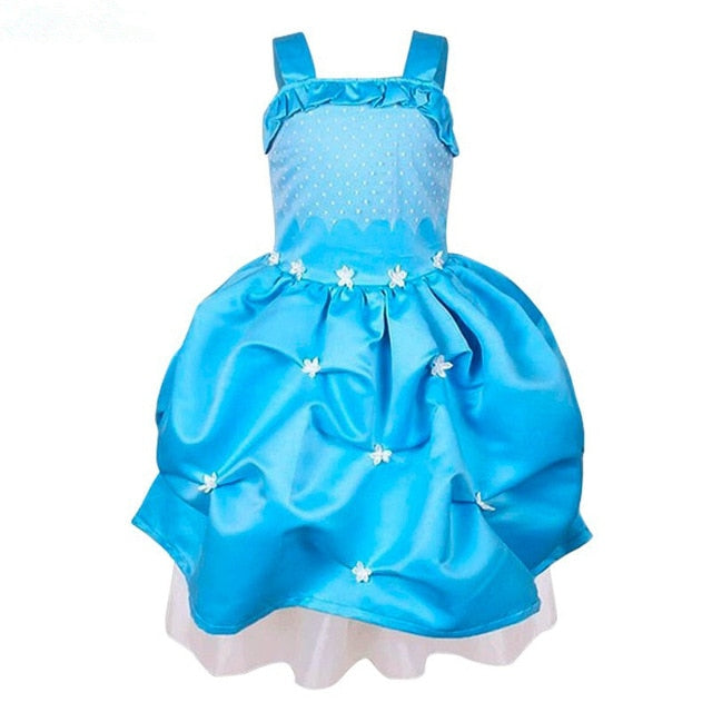 7902d33a2d75b9 Bear Leader Girls Party Dress 2018 New Summer Style Sleeveless Princess Dresses  Children Clothing 3-7Y Kids Dresses