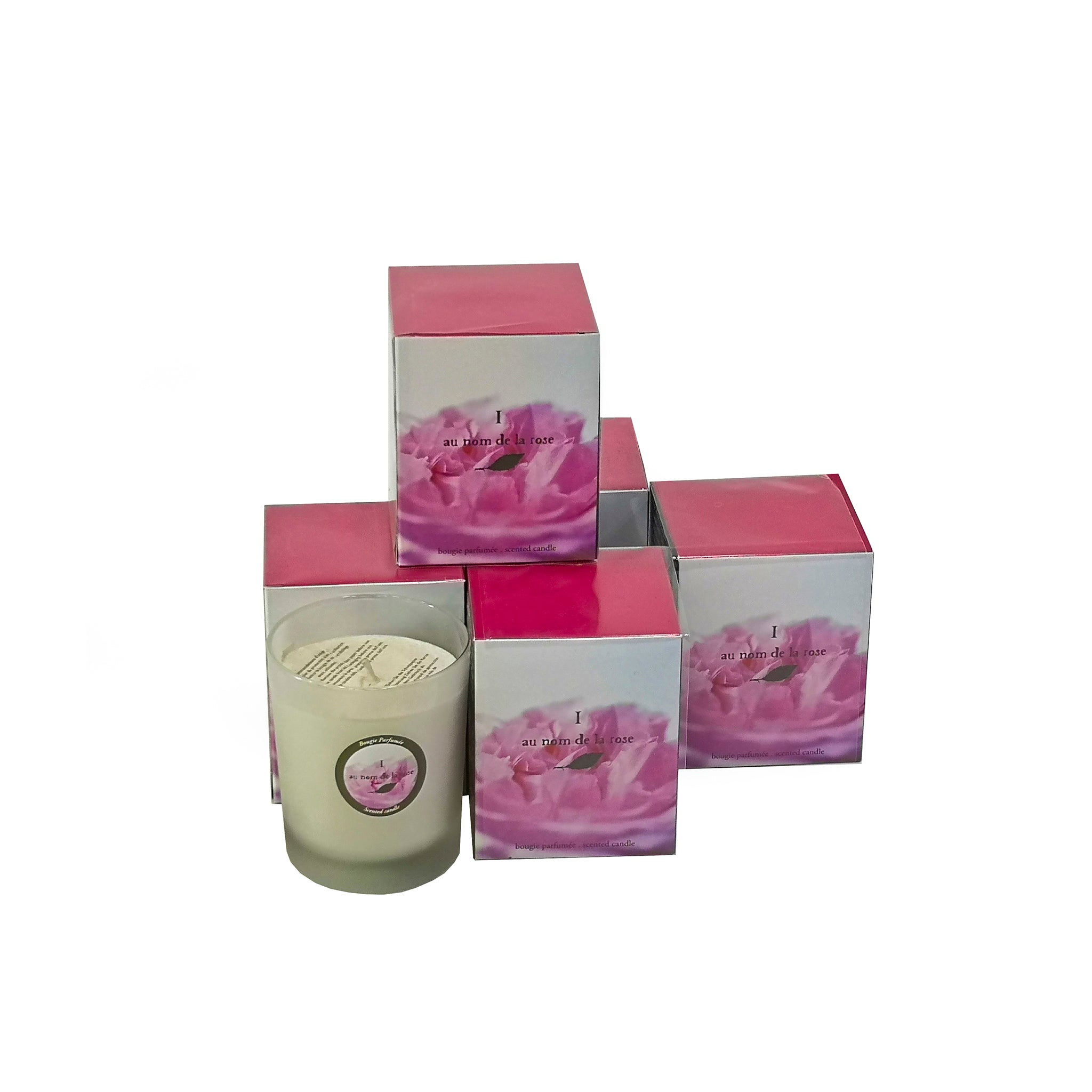 Perfumed Candle 1
