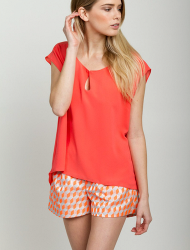 CLUCE Coral Top