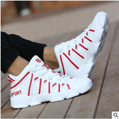 Male Designer Lace Up Casual Shoes - gucchol