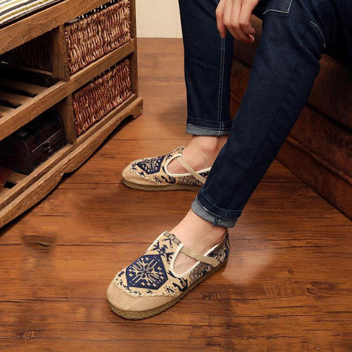Unisex Fall Spring Comfort Flats - gucchol