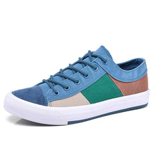 Load image into Gallery viewer, Summer new Korean fashion classic shoes breathable men's canvas shoes