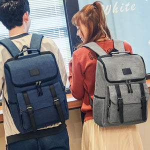 New Korean men's casual outdoor travel backpack bag computer bag - gucchol